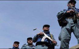 کابل میں امریکی سی آئی اے کے کمپاونڈ میں فائرنگ