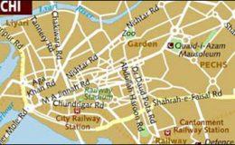 کراچی : ملیر الفلاح سے تین ملزمان گرفتار، اسلحہ برآمد