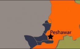 پشاور : رنگ روڈ پر اسلحے سے بھری گاڑی پکڑی گئی
