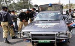 صادق آباد : کراچی ٹارگٹ کلنگ میں ملوث مبینہ ملزم گرفتار