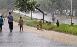 ملک کے اکثر علاقوں میں مزید بارشوں کا امکان
