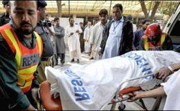 عمرکوٹ : زائرین کی بس کھائی میں جا گری، دس جاں بحق