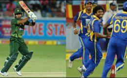 دوسرا ون ڈے سری لنکا نے جیت لیا، سیریز ایک ایک سے برابر