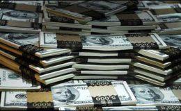 ملکی زرمبادلہ ذخائر میں گیارہ کروڑ پچھتر لاکھ ڈالر کی کمی