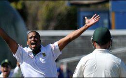کیپ ٹاؤن ٹیسٹ : جنوبی افریقہ کو 155، آسٹریلیا کونو وکٹیں درکار