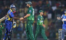 پاکستان اور سری لنکا کے درمیان پہلا ون ڈے میچ آج ہو گا