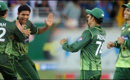 پاکستان کے ہاتھوں سری لنکا کو آٹھ وکٹوں سے شکست