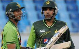 تیسرے ون ڈے کی تیاری، پاکستان ٹیم کی سخت پریکٹس