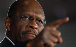 کین صدارتی انتخابی دوڑ سے دست بردار