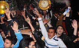 ملک بھر میں سال نو کا جشن منایا گیا