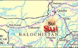 سوئی میں بارودی سرنگ کا دھماکا، تین بچے جاں بحق