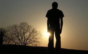 شام سے تنہا کھڑا ہوں یاس کا پیکر ہوں میں