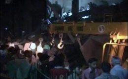 جالندھر میں فیکٹری کی عمارت گرگئی، متعدد افراد دب گئے