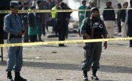 کابل : امریکی و برطانوی سفارتخانوں کے قریب 7 دھماکے