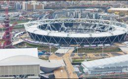 لندن اولمپکس کا آغاز100روز باقی، تیاریاں زور و شور سے جاری