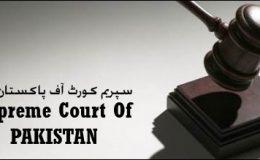 سپریم کورٹ : وزیراعظم کے خلاف توہین عدالت کیس کی سماعت جاری