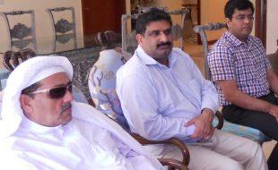 چوہدری نورالحسن تنویر کی رہائش گاہ پر ایک باوقار تقریب کا انعقاد کیا گیا