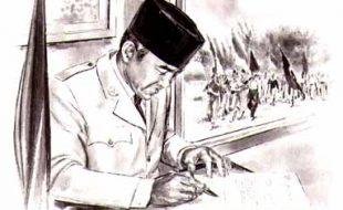انڈونیشیا کی آزادی: اعلان- 17 اگست 1945