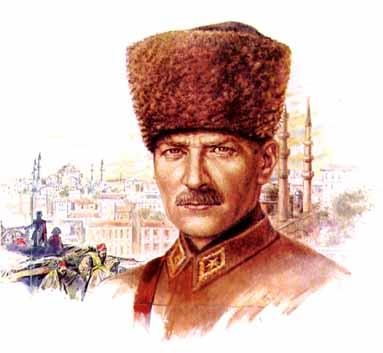 Army Inspector Mustafa Kamal