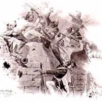 Battle 1857 - Jhelum - July 6