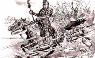 ترکوں کے خلاف جنگیں: 1371