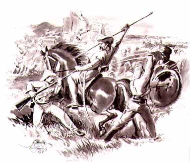 War of Independence Sindh - September 1857