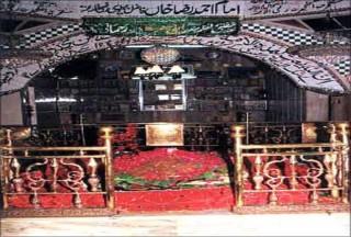 Hazrat Imam Ahmad Raza Khan Barelvi