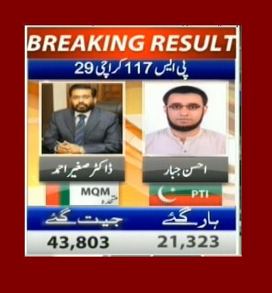 پی ایس 117 کراچی 29