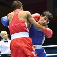 Boxer Mohammad Waseem
