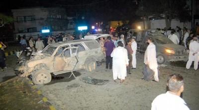 Farooq Awan Attack