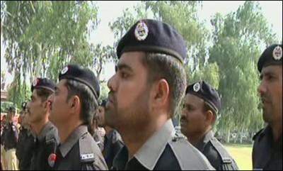 Multan Police
