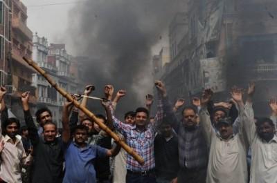 Multan Protest