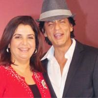 Shah Rukh, Farah Khan