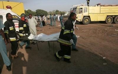 Sudan Bus Crash