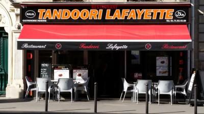 Tandoori Lafayette Restaurant,Paris