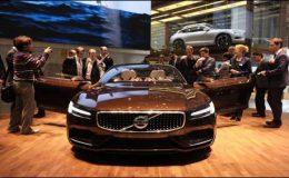 پیرس آٹو شو ، جدید گاڑیوں کے ساتھ خیالی گاڑیاں بھی پیش