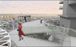 پیرس: ایفل ٹاور پر سیاحوں کیلئے خصوصی آبزرویٹری کھول دی گئی