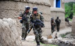 فرانس کا بھی افغانستان میں جنگی مشن باضابطہ ختم کرنے کا اعلان
