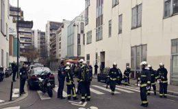 پیرس میں توہین آمیز خاکہ شائع کرنے والے اخبار پر حملہ، 11 افراد ہلاک