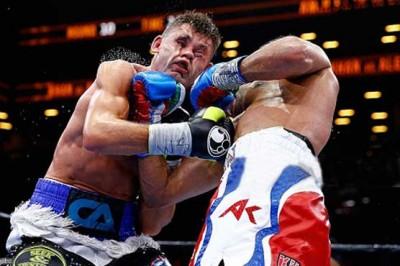 Amir Khan Fight