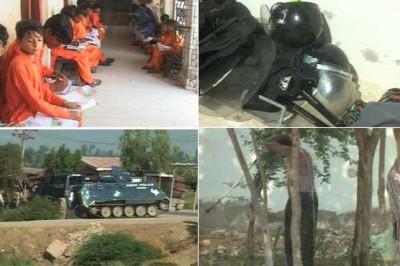 Badin Government Schools