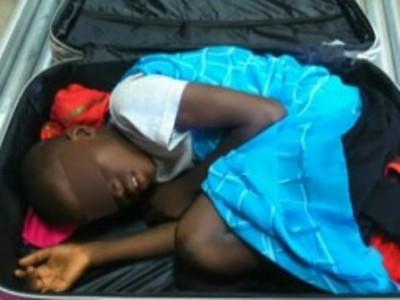 Child Bags Trafficking