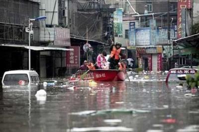 China Rainfall