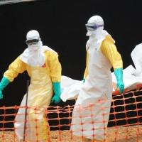 Ebola Virus Victim