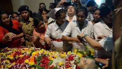 Indian Nurse Dies