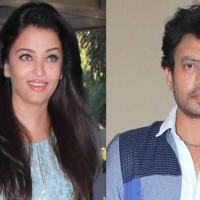 Irfan Khan and Aishwarya Rai