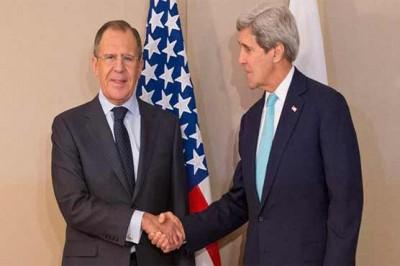 John Kerry Meeting