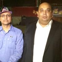 Kamran Yousuf Ghuman and Munir Malik