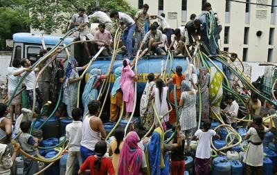 Karachi Water Problem