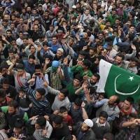 Kashmir Protest Rally